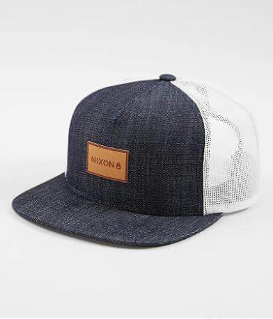 Nixon Mason Trucker Hat