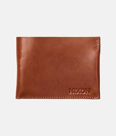 Nixon Cache Leather Wallet