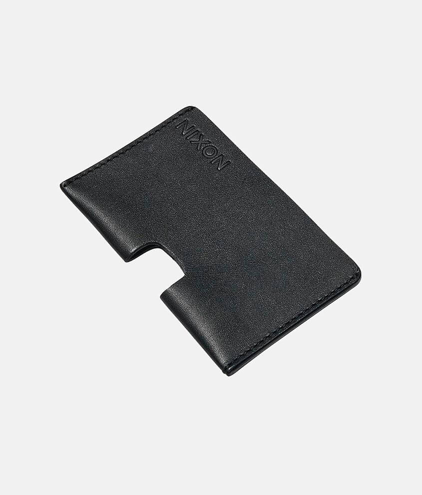 Nixon Annex Leather Wallet front view