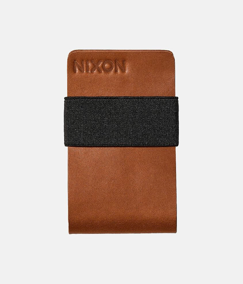 Nixon State Leather Wallet front view