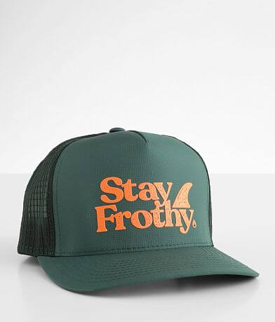Nixon Stay Frothy Trucker Hat