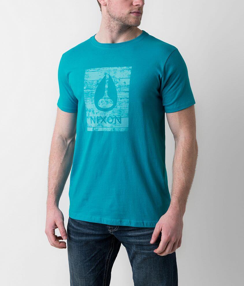 Nixon Deck T-Shirt front view