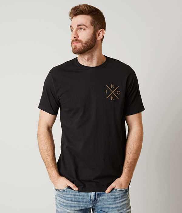 Spot Spot Nixon Shirt T Nixon T qYtxWzU