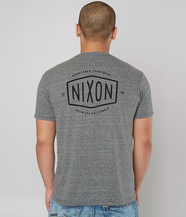 Nixon Industry Industry T Shirt Industry Shirt T Nixon Nixon q1Zqapx