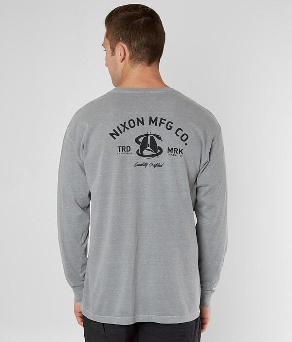 T Shirt Nixon Syndicate T Nixon Shirt Syndicate qwppOXYP