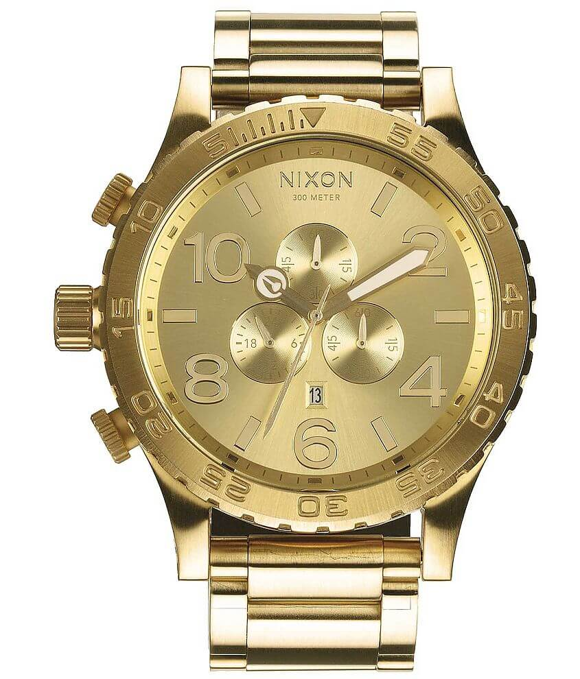 Nixon The 51-30 Chronograph Watch front view