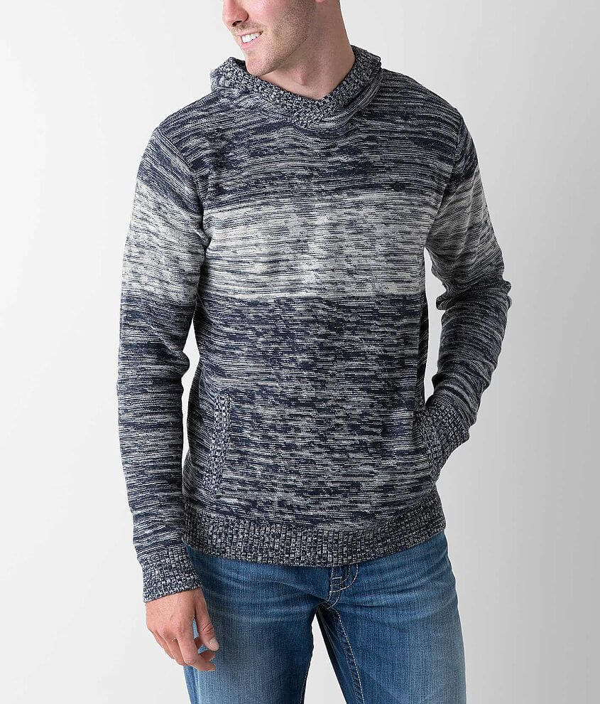 Noize Crossover Hooded Sweater front view