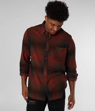 North River® Henna Flannel Shirt