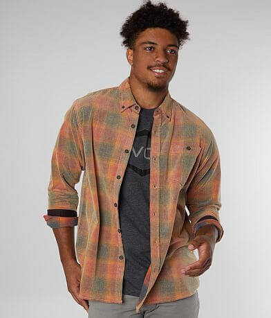 North River® Travertine Corduroy Shirt