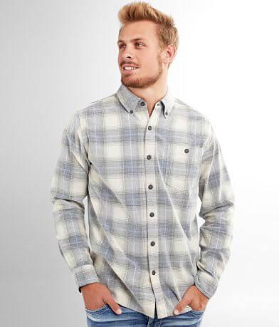 North River® Plaid Corduroy Shirt