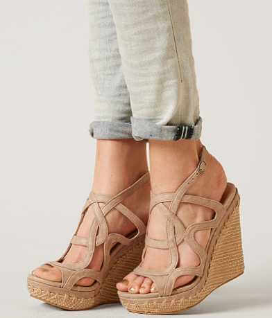 Not Rated Anatolia Wedge Sandal