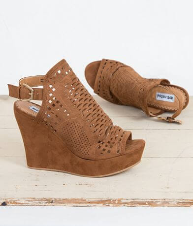 Not Rated European Cafe Wedge Sandal