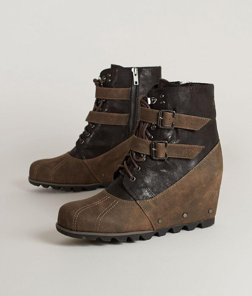 f4e970a5359 Not Rated Hermione Boot - Women s Shoes in Taupe