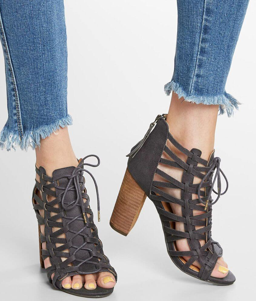 Not Rated Jacey Heeled Sandal front view