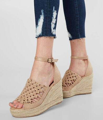Not Rated Jojo Wedge Heeled Sandal