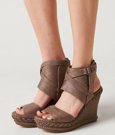Not Rated Lubbock Wedge Sandal
