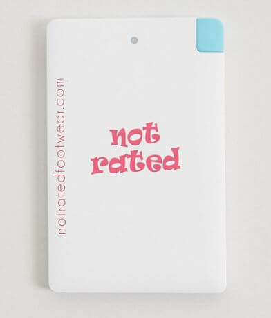 Not Rated Power Bank