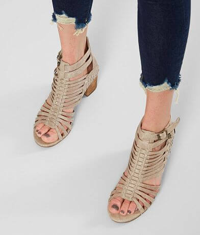 Not Rated Ofanto Heeled Sandal