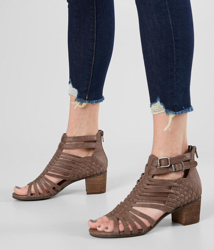 Not Rated Ofanto Heeled Sandal front view