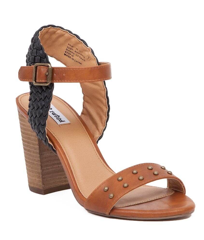 Not Rated Tree Hugger Sandal front view