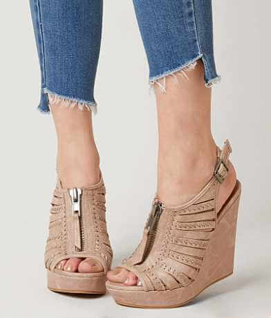 Not Rated Saucin Wedge Sandal
