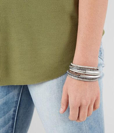 BKE Textured Bracelet
