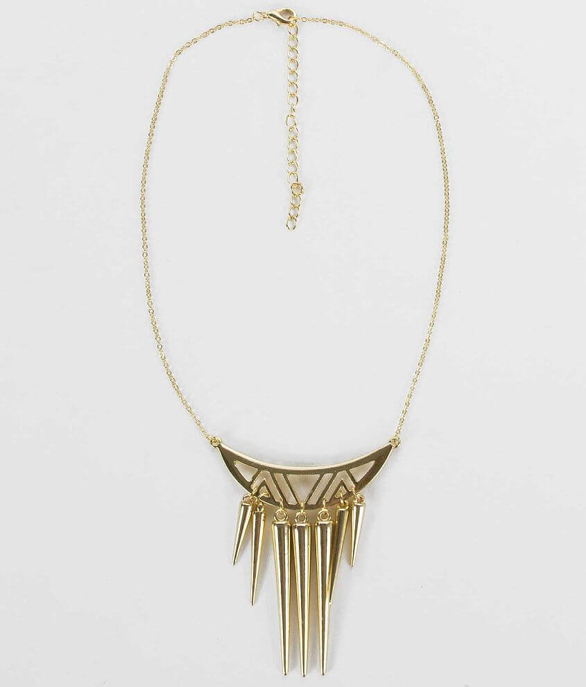 Daytrip Spike Necklace front view