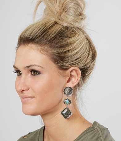 BKE Concho Earring