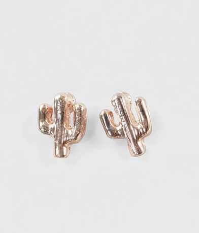 BKE Cactus Earring