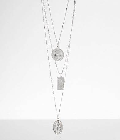 BKE Coin Necklace