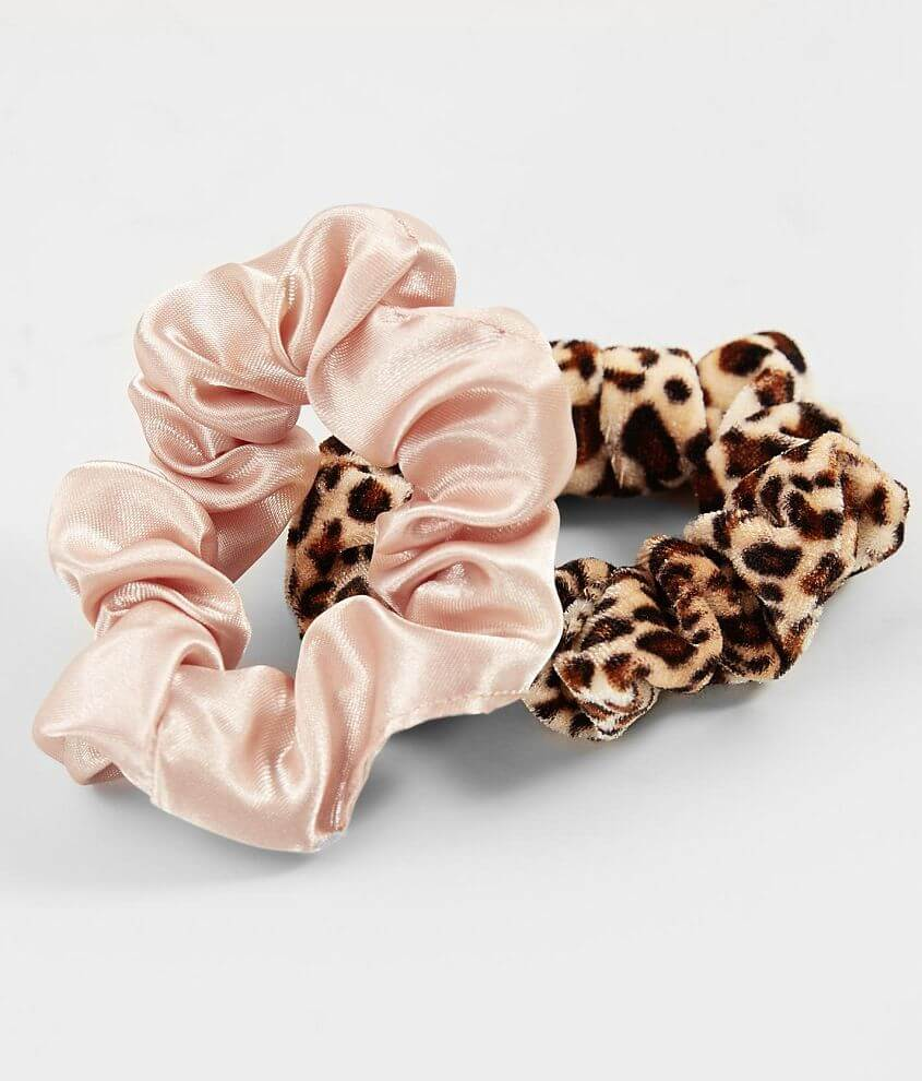 2 Pack Hair Scrunchies
