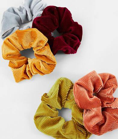 BKE 5 Pack Hair Scrunchies