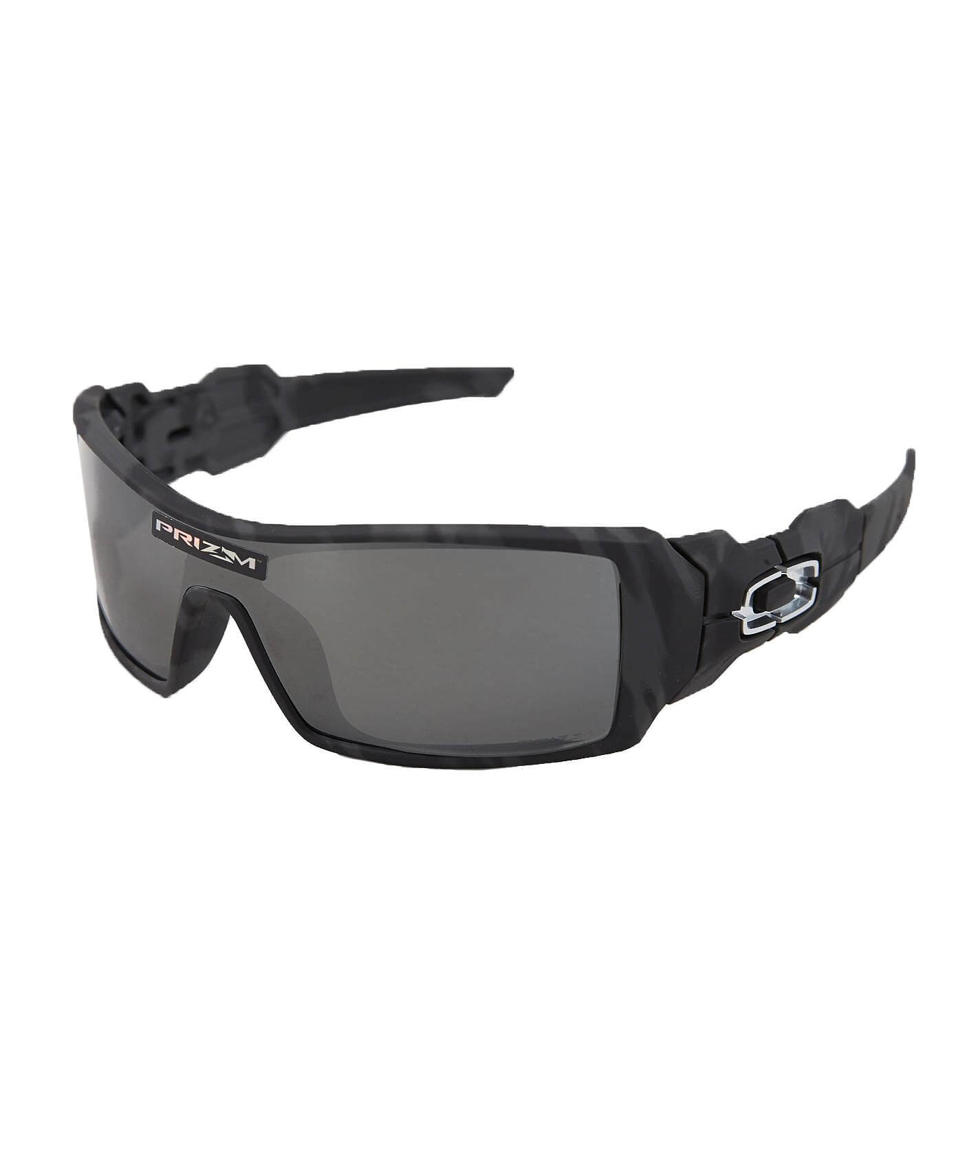 oakley oil rig prizm sunglasses men s accessories in black camo rh buckle com