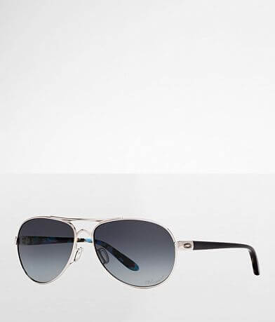 Oakley Tie Breaker Polarized Aviator Sunglasses