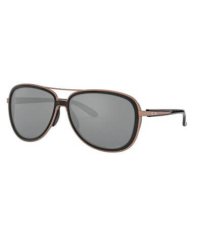 Oakley Split Time Prizm™ Aviator Sunglasses