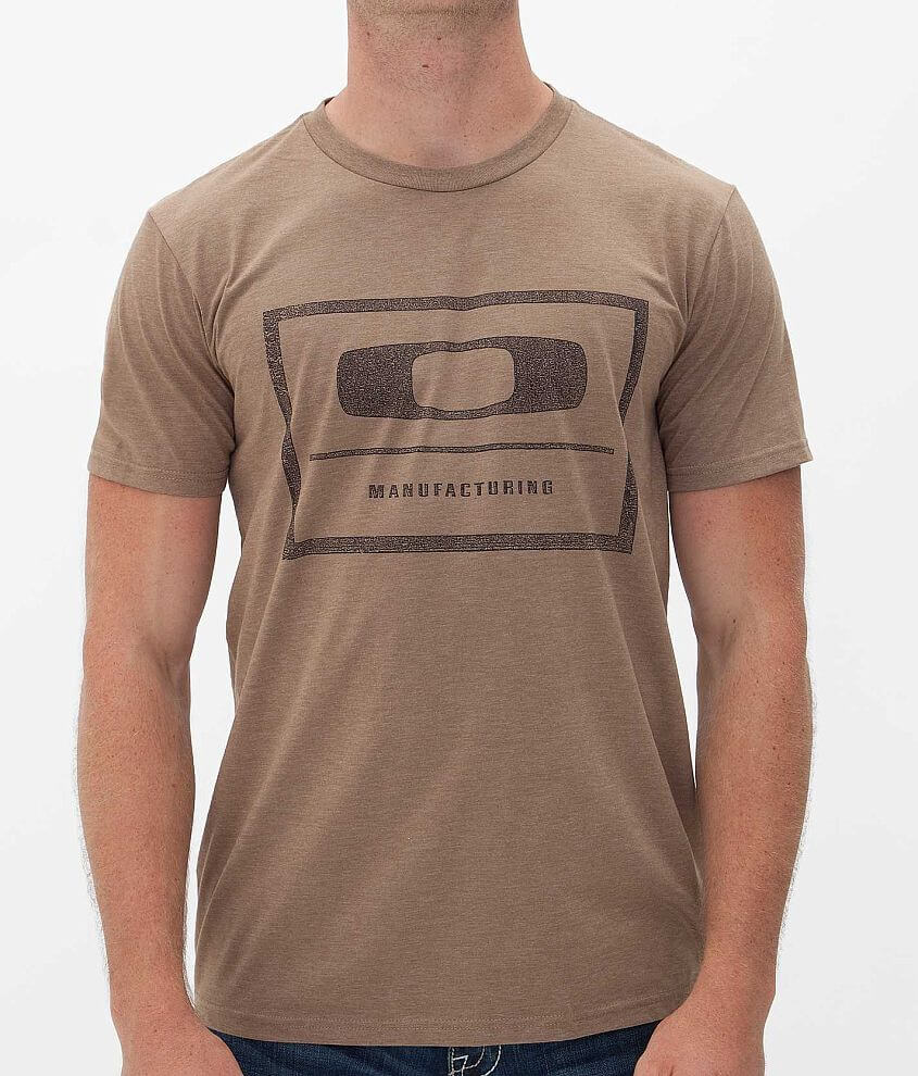 Oakley Manufacturing T-Shirt front view