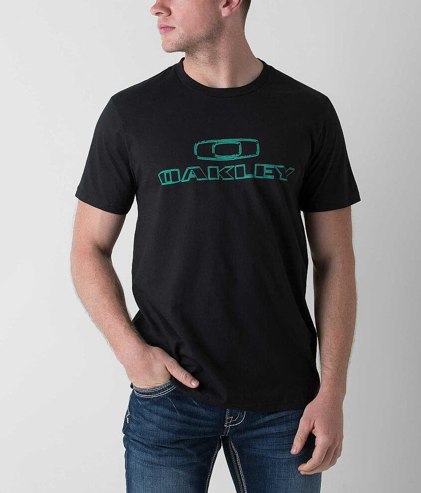 Oakley Neon Lights T-Shirt front view