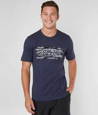 Oakley Cool Camo T-Shirt