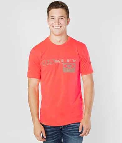 Oakley O Hydrolix™ High Low Logo T-Shirt