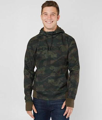 Oakley Scuba Camo Hooded Sweatshirt