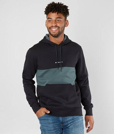 Oakley Color Block Hooded Sweatshirt