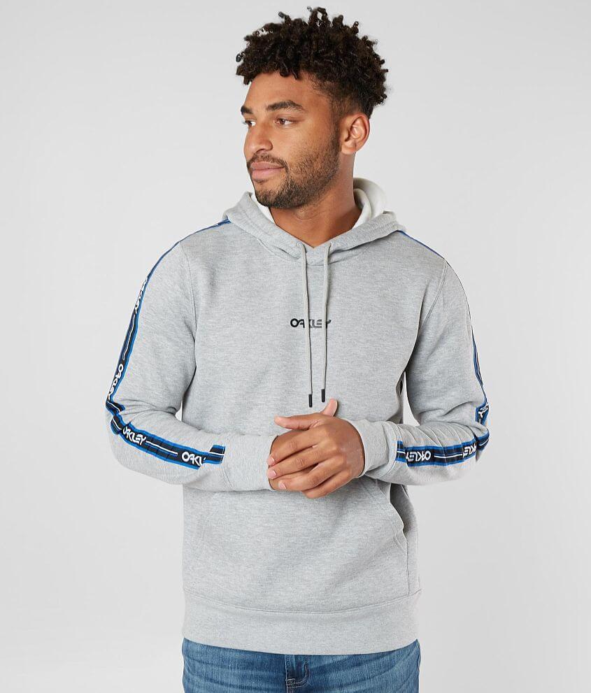 f27c50fe0c Oakley Street Logo Hooded Sweatshirt - Men s Sweatshirts in Granite ...