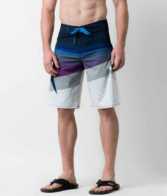 board shorts oakley 3b89  Oakley Gnarly Wave Boardshort