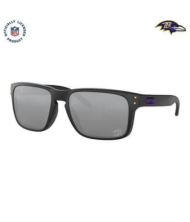 Oakley Holbrook Baltimore Ravens Sunglasses