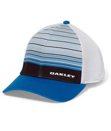 Oakley Silicon Bark Stretch Trucker Hat
