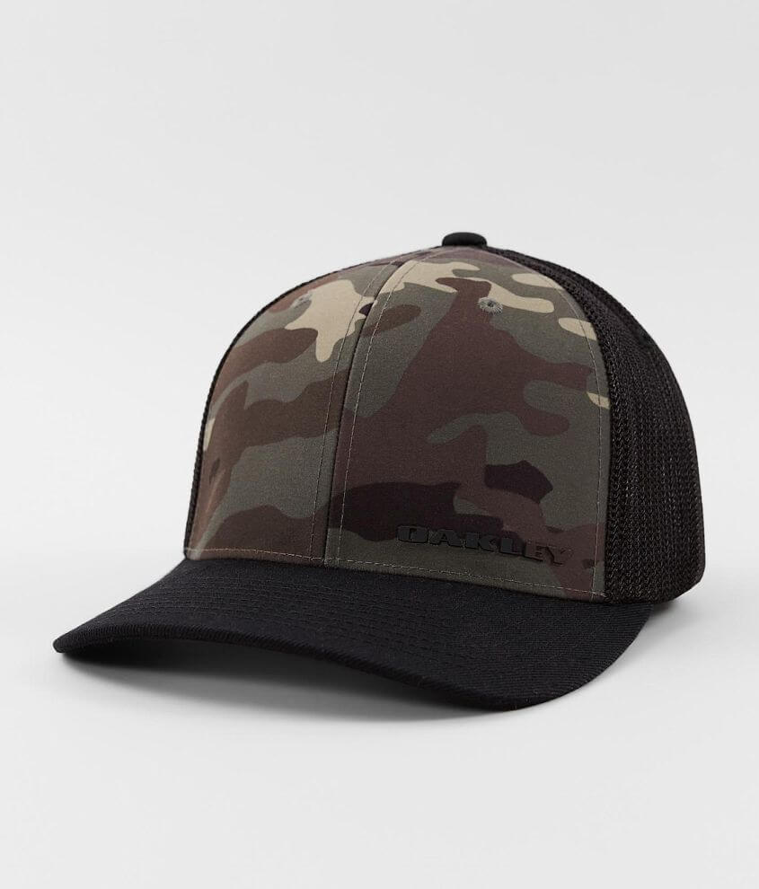 Oakley Indy Stretch Trucker Hat front view
