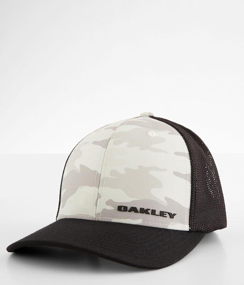 Oakley Indy Flexfit Trucker Hat front view