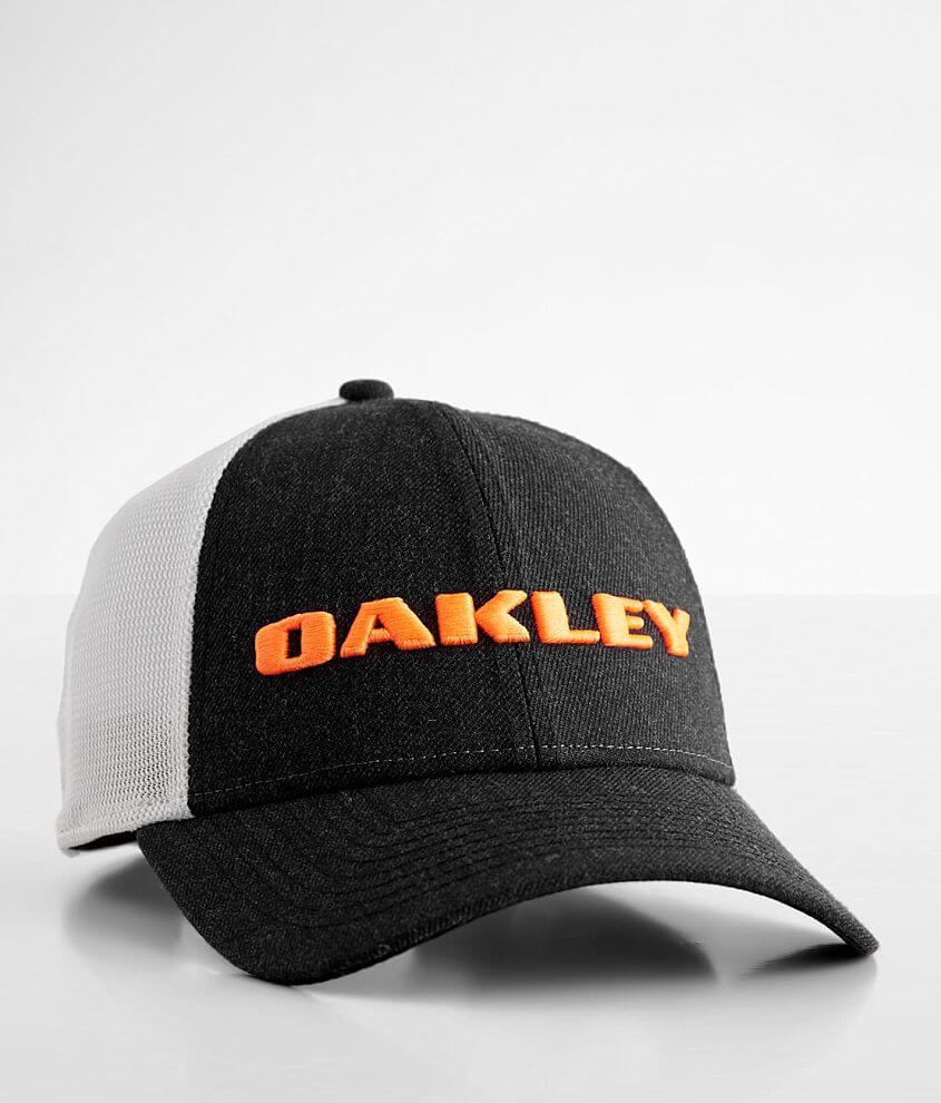 Oakley New Era Trucker Hat front view
