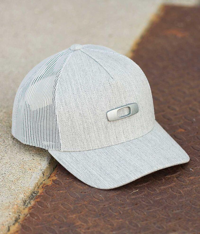Oakley Halifax Trucker Hat front view