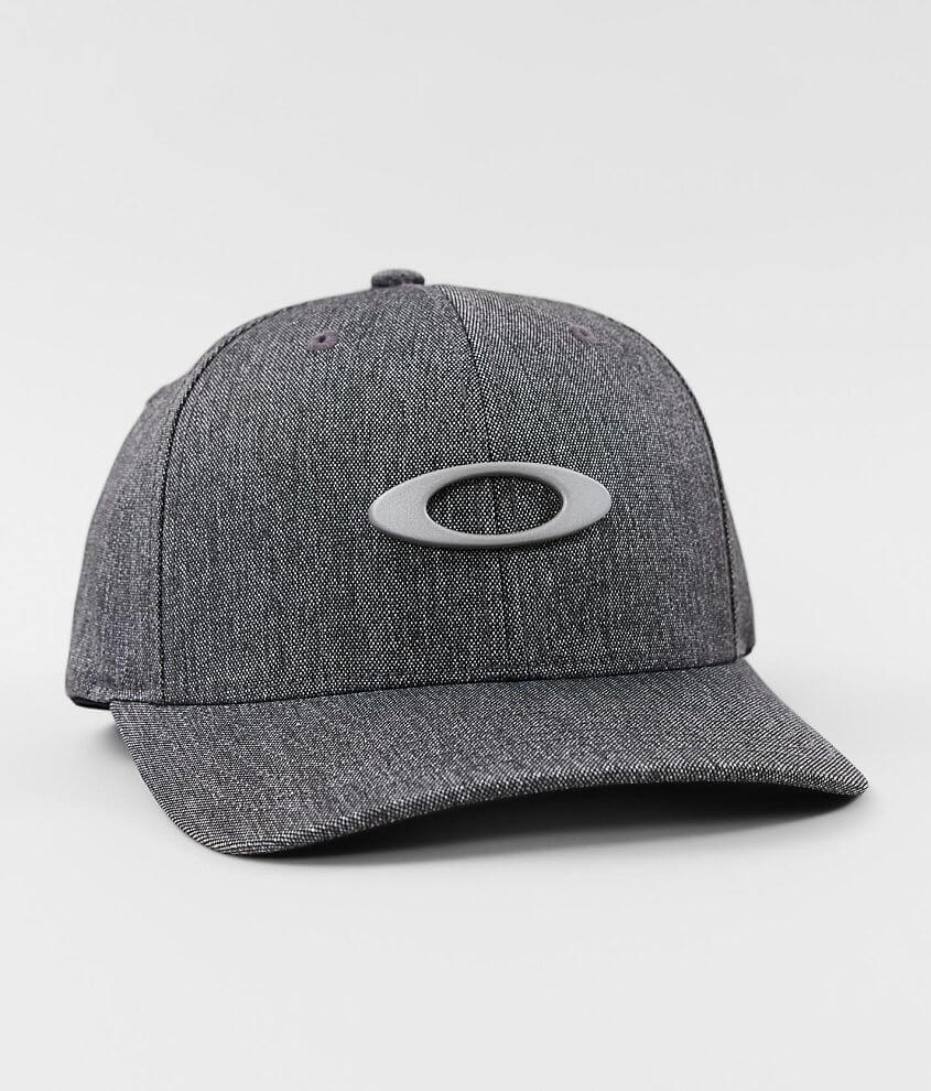 Oakley Tin Can Stretch Hat front view